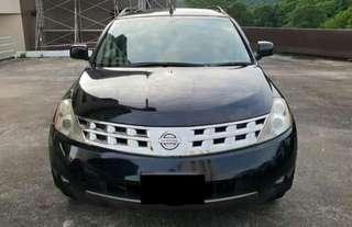 Nissan Murano SG