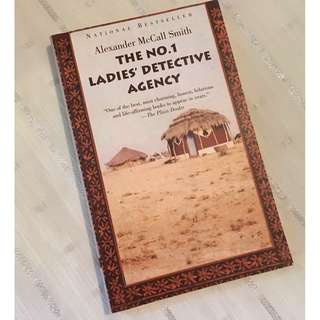 The No.1 Ladies' Detective Agency by Alexander McCall Smith Adventure Book