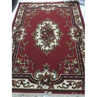 Karpet permadani ukuran 214cm x 158cm