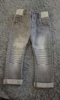 Wash Jeans Black