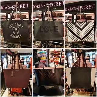 Authentic Victoria's Secret Tote Bags
