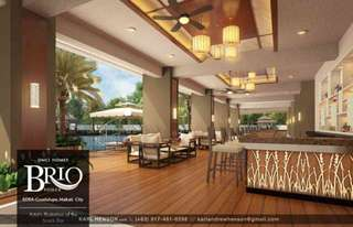 Brio tower Makati penthouse 2BR unit for sale