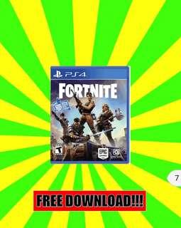 Fortnite Battle Royale - PS4 Games [New]