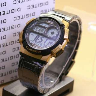 Jam Tangan Pria Sport Original Water Resist Anti Air