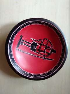 Kenya small plate for decoration