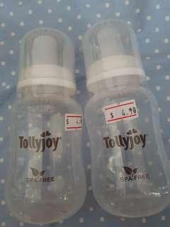 Tollyjoy Milk Bottle