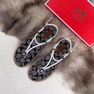 SALE 💯Coach sandals