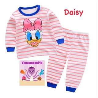 Daisy Duck Pajamas set