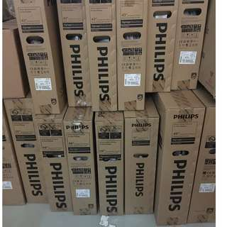 CLEARANCE - Philips Commercial Grade FHD Display/Monitor (LCD/LED)