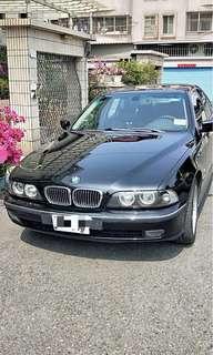 自售 BMW 520i