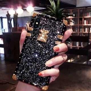 Super Glitter Trunk Case Iphone