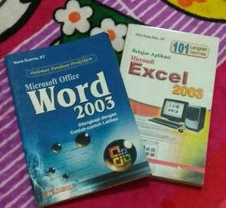 Panduan MS Word & Excel