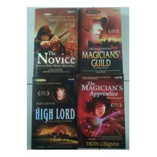 HOT ITEM : Paket The Black Magician