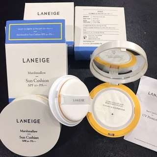 Laneige Sunblock Cushion