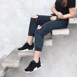 Adidas NMD Black & Rose Gold