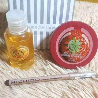 Bundle the Body Shop + Nichido 1