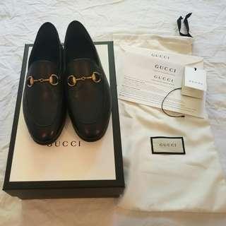 Gucci Classic Loafer lamb skin 35 36