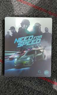 Need For Speed Steelbook