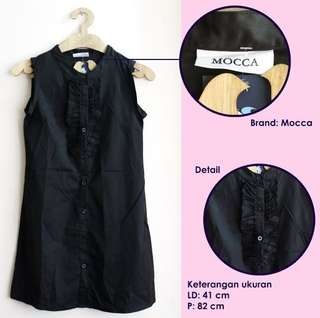 Dress Branded Mocca Murah