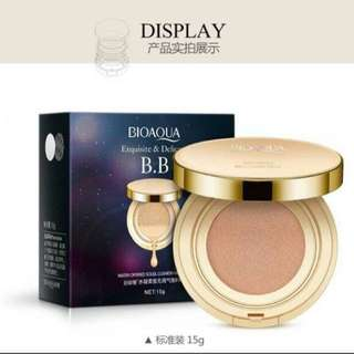 Bioaqua Bb Cushion Casing Gold