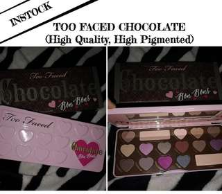 too face chocolate