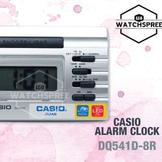 FREE DELIVERY *CASIO GENUINE* [DQ541D-8R] 100% Authentic with 1 Year Warranty! DQ-541D8R DQ-541D-8R DQ541D8R