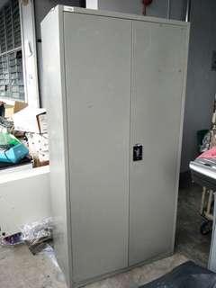 2 Door Metal Cabinet for sale @$80 Each
