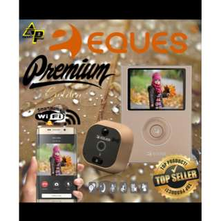 Eques VEIU Mini Smart Wifi DoorBell (R21 Premium Gold)