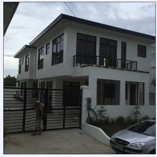 Ready For occupancy House and lot Single Detached 3BR 3TB 120sq.m Lot Area