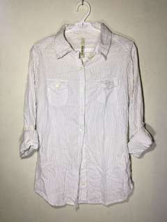 3/4s or Long Sleeves Blouse