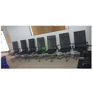 HB-171 Mesh highback OFFICE CHAIRS--KHOMI