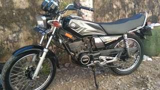 Motor rx king 2004 kondisi full ori standar ss komplit