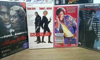 Lot original vhs movies