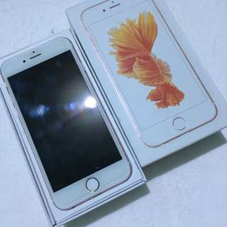 iPhone 6s 64gb Rose Gold FU