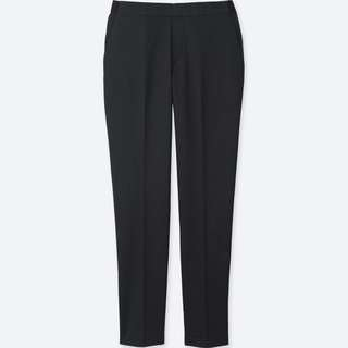 uniqlo women working pants