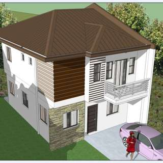 House and Lot in Cresta verde Exec Subd. Novaliches Quezon City