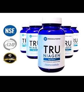 Tru niagen(可換其他野)