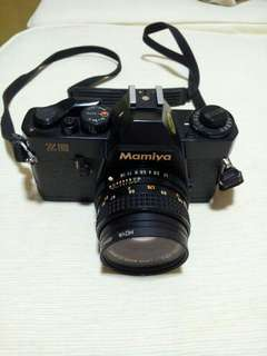 Mamiya ZE camera
