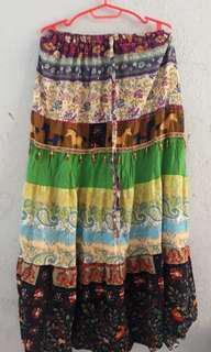 boho skirt or tube
