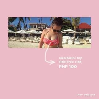 Eika Bikini Top (freesize)