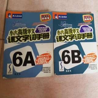 P6 Higher Chinese Handbook