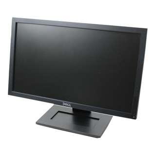 "Dell E2011Ht 20"" LED Monitor (16:9, 1600x900, VGA, DVI)"