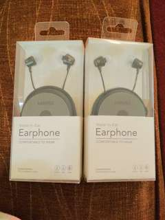 Earphone Miniso