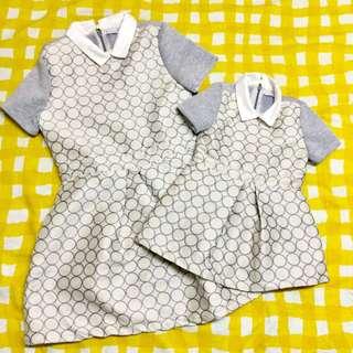 Gingersnaps twinning dress