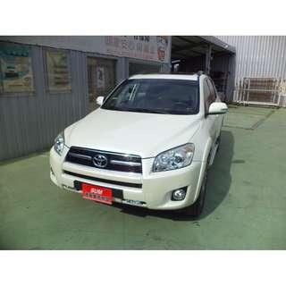 【SUM尼克汽車】2012 Toyota RAV-4 G版 2.4L