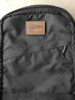 38d3f3beae Goruck GR1 26L Black FREE leather patch