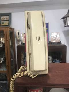 Vintage Wall Phone.. BACK-TO-WORK SALES..