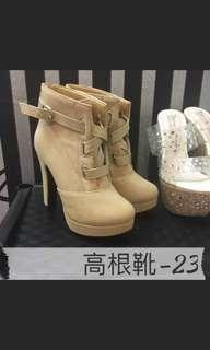 🚚 (可議)高根靴-23