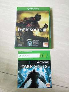 Darks Souls 3 & 1 Bundle