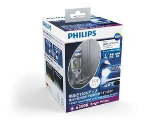 Philips H4 LED New 1 Pc